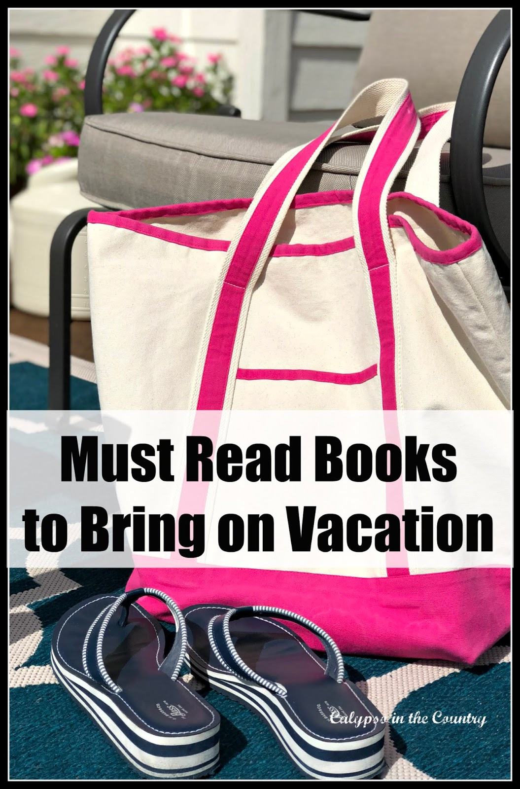 Favorite Books to Add to Your Beach Bag this summer