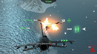 Download Modern War Planes v1.4 Apk Android