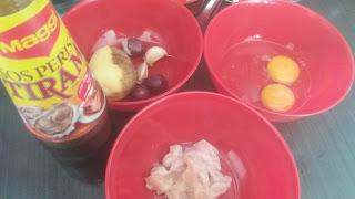 Resepi telur dadar ala-ala begedil