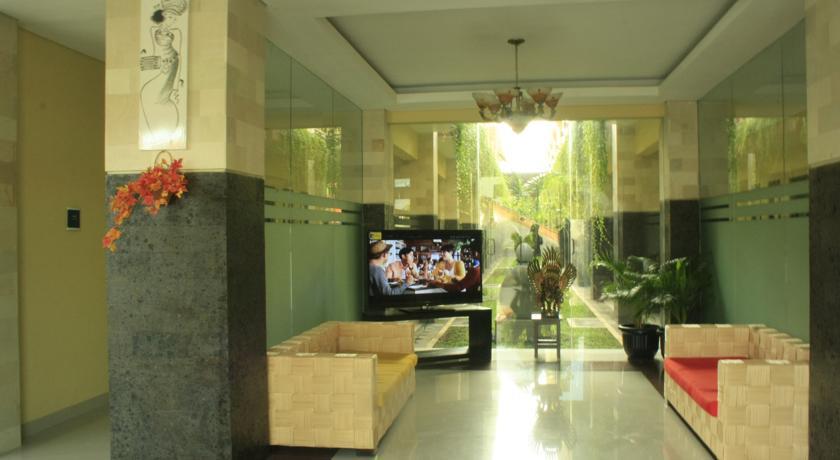 Bali Mega Hotel 14