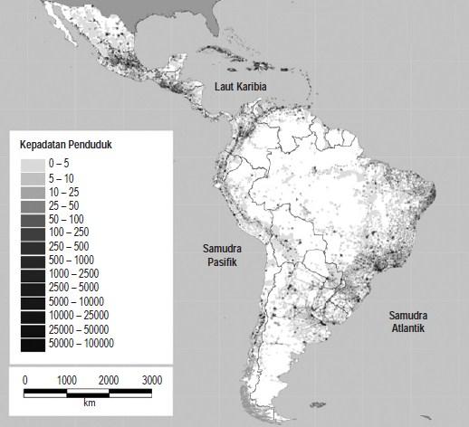 Contoh Sumber Informasi Geografis dalam Pengelolaan SIG