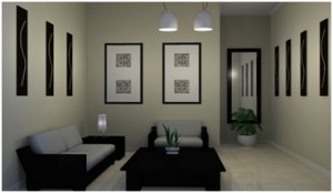 Warna Dinding Rumah Minimalis