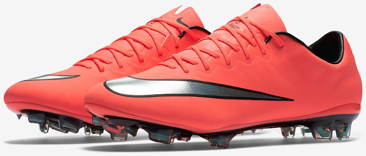 quality design e190f af782 Bright Mango Nike Mercurial Vapor X 2016 Boots Released ...