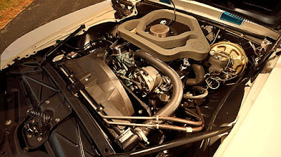 1969 Pontiac Trans Am Convertible Ram Air III 400 Engine Specs