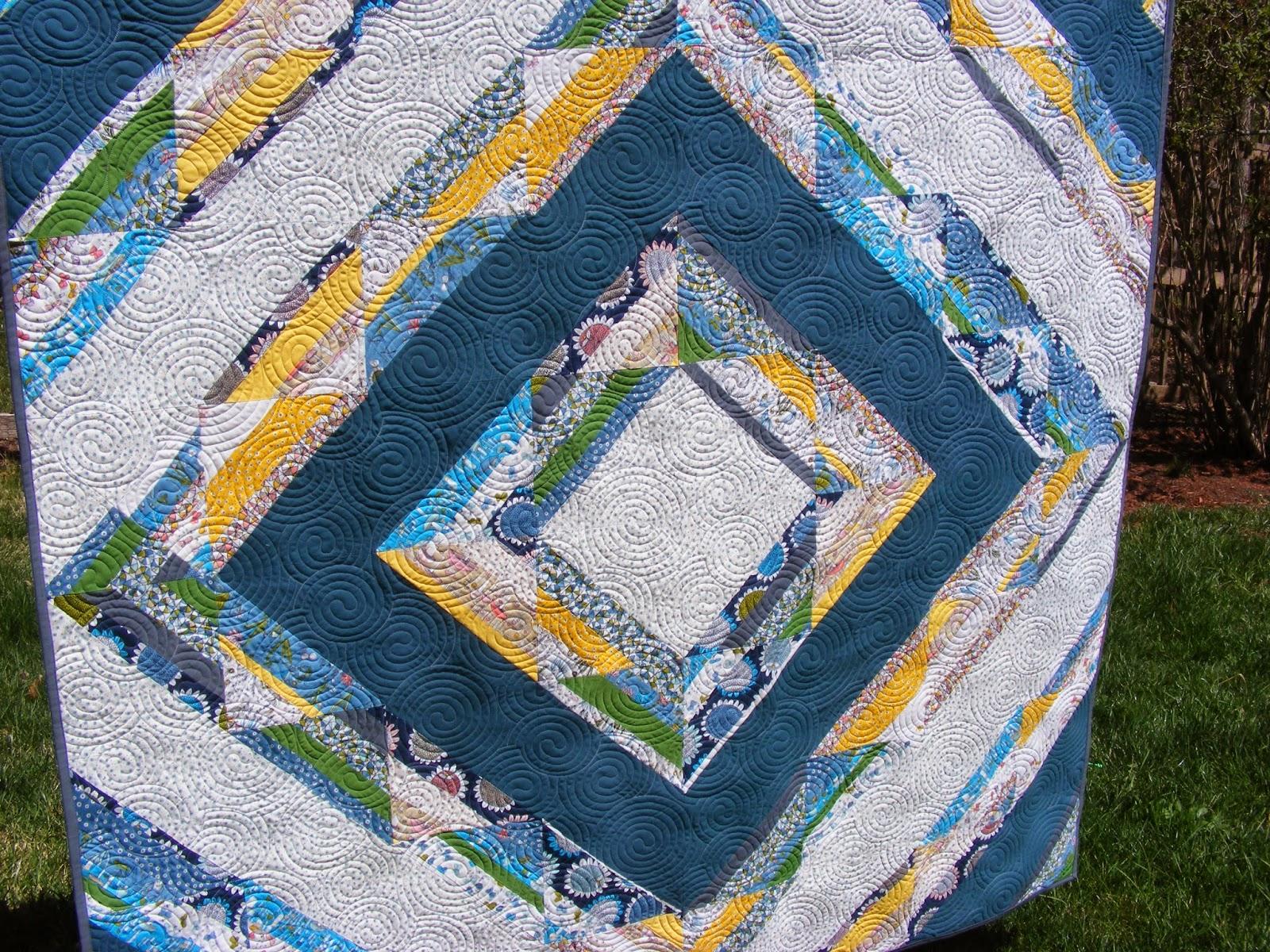 Tia Curtis Quilts Secret Garden Quilt Pattern