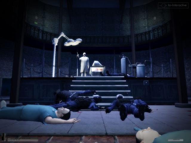 Hitman 3 Contracts Game Screenshots