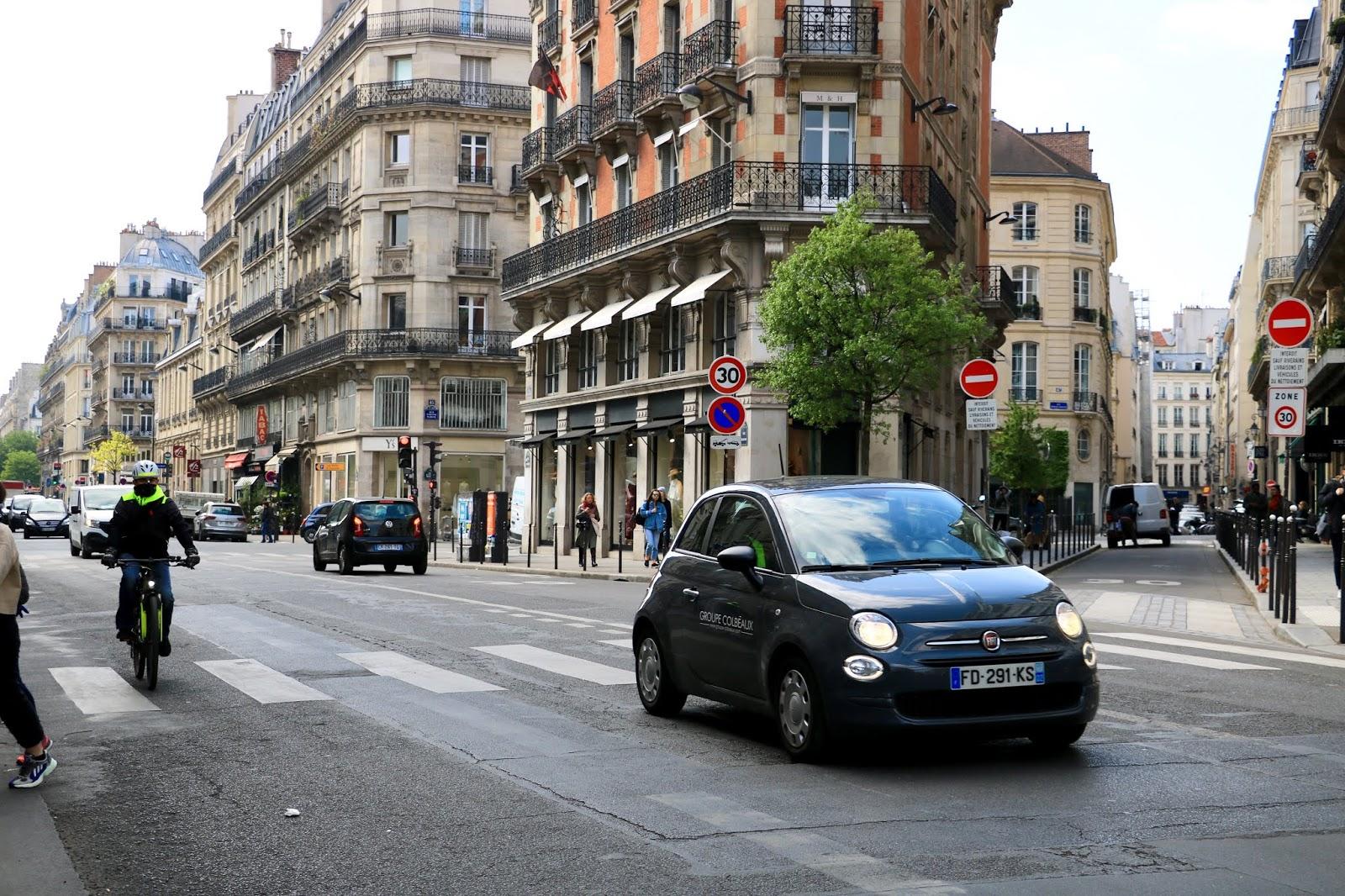 Paris streets spring 2019