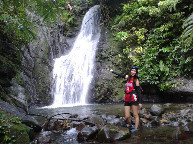 The Fifth Waterfall of Busay