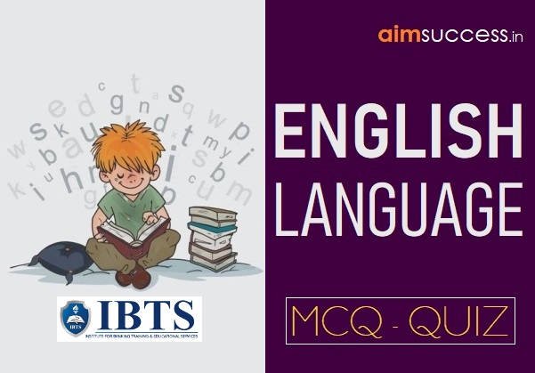 English Quiz for IBPS PO/Clerk/