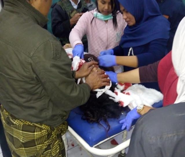 Inilah Kronologis Warga Probolinggo Ditembak OTK di Papua