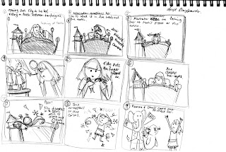 Laura's Animations: October 2012