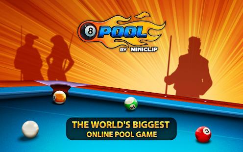 8 Ball Pool Mod Apk Android