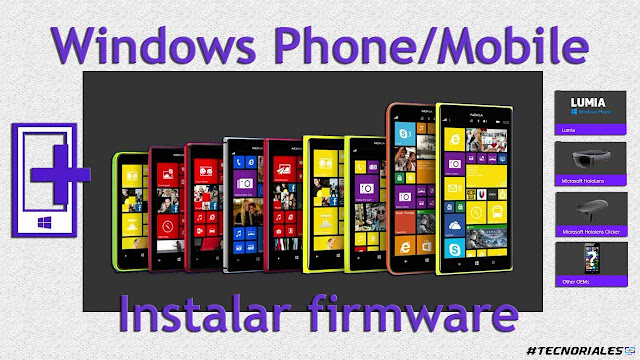 firmware lumia windows phone