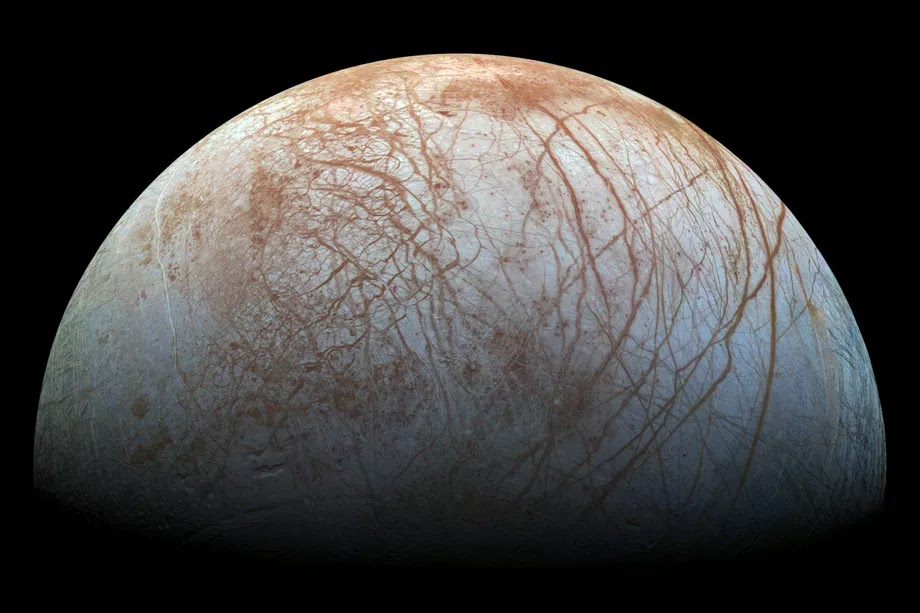 NASA's Hubble telescope spots potential water plumes on Europa for a second time