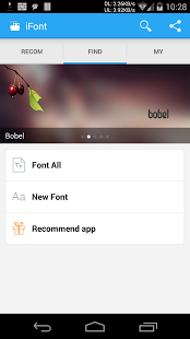 iFont Apk Android App | Full Version Pro Free Download