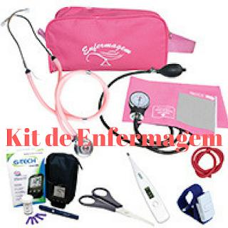 kit enferrmagem