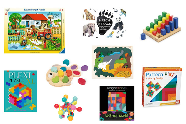 Montessori friendly toys found on vacation!