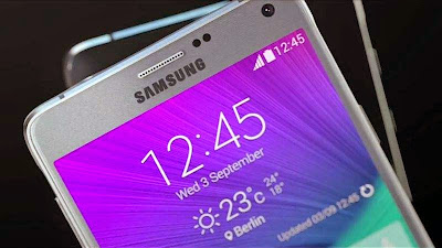 Galaxy Note 5: Non, Samsung will not advance his announcement in July
