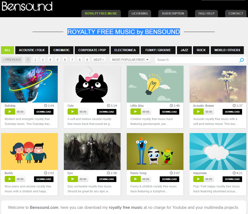 Endeavour: ROYALTY FREE MUSIC by BENSOUND
