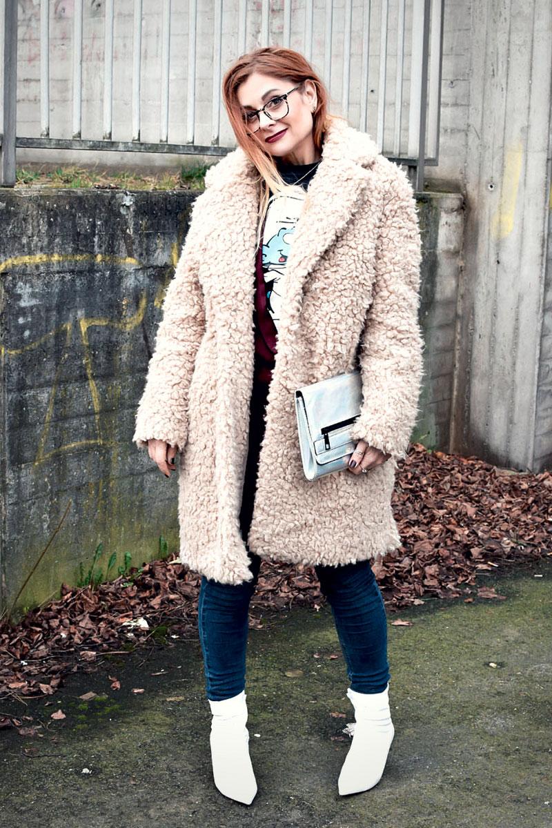 Yay or Nay? Weiße Stiefel, Look mit weißen Stiefeln von H&M