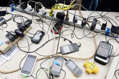 Charging of phones in church is a sin- Cleric