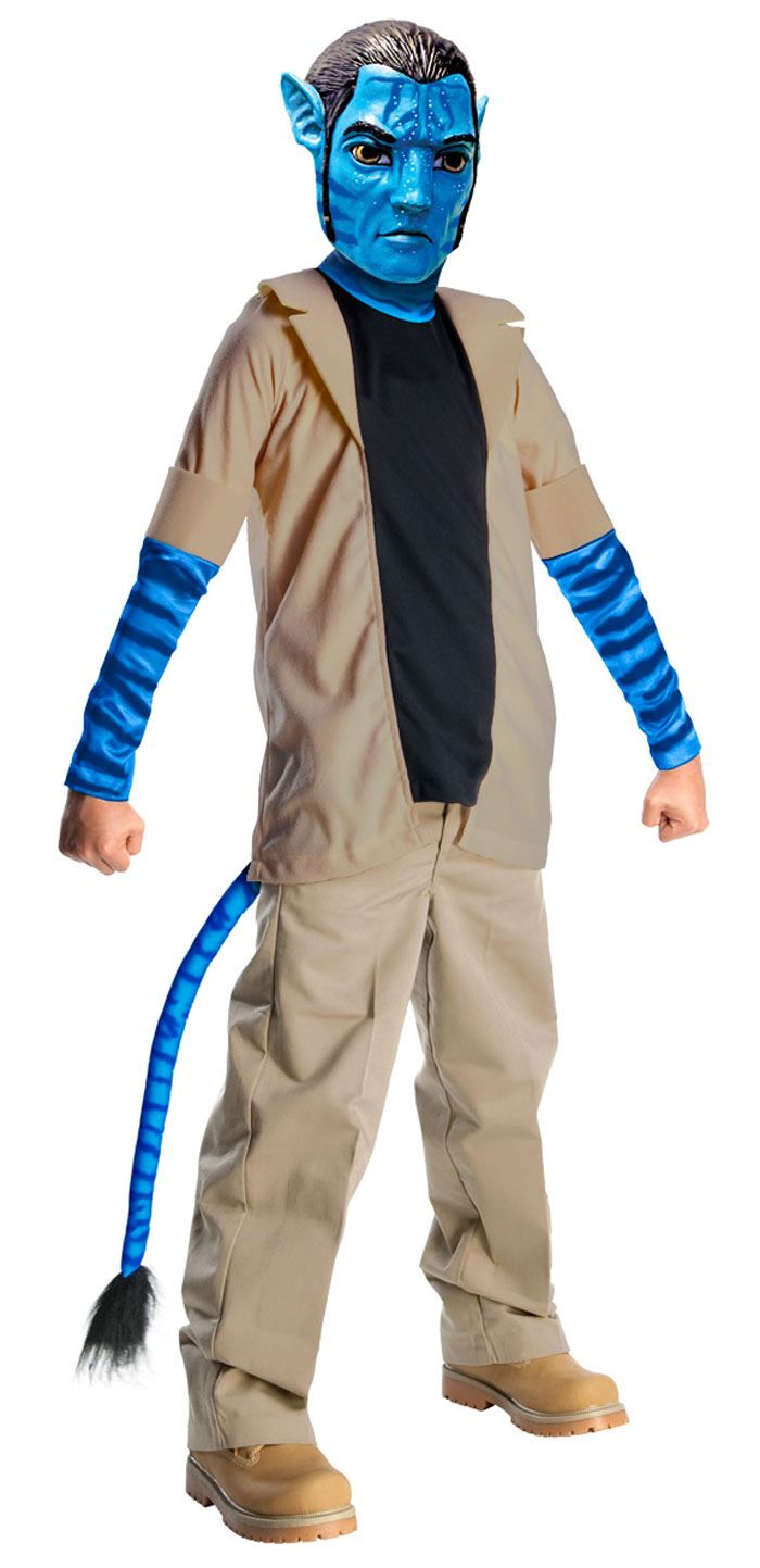 Easy Avatar Halloween Costumes For Kids