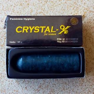 Cara Pemakaian Crystal X yang Baik untuk Mengatasi Keputihan