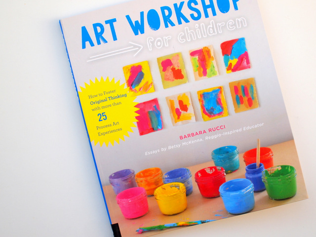 art workshop for children by Bar Rucci
