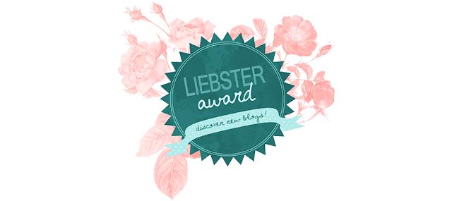 Nominacja Liebster Blog Award