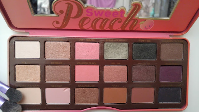Too Faced Sweet Peach Far Paleti