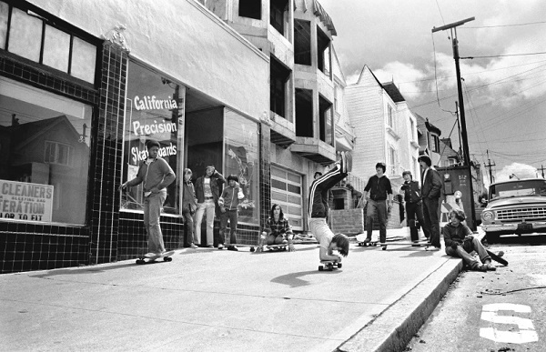 """Ninth avenue locals"" - San Franciso, CA, 1977 - foto por Hugh Holland 