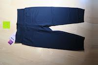 hinten: Beauty SleepLeggings ALHENA - Anti-Cellulite Schlaf-Hose (3/4 Capri Leggings) mit hautpflegender und thermoregulierender Funktion für die Nacht