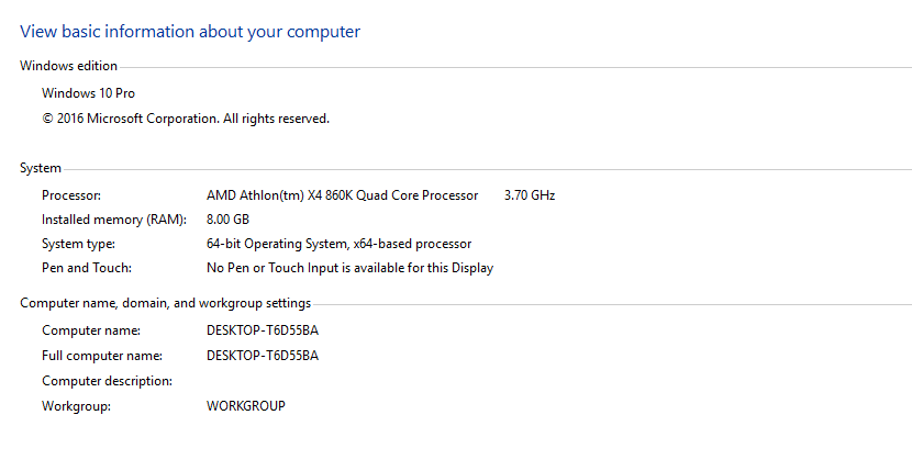 Spesifikasi Komputer Untuk Photoshop