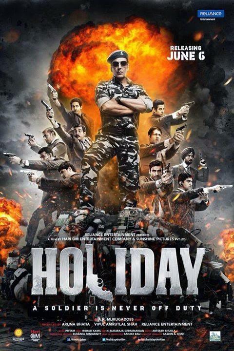 Holiday (2014) ταινιες online seires xrysoi greek subs