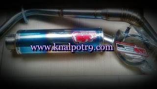 Harga Jual Knalpot Racing R9 Untuk Byson