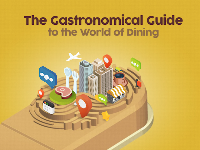 The Gastronomical Guide to the World of Dining