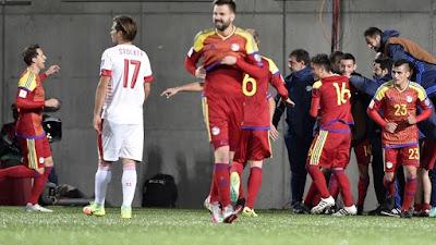 Con su empate ante Islas Feroe en las eliminatorias Rusia 2018, la Selección de Andorra puso fin a 11 años y medio sin sumar puntos en partidos eliminatorios.