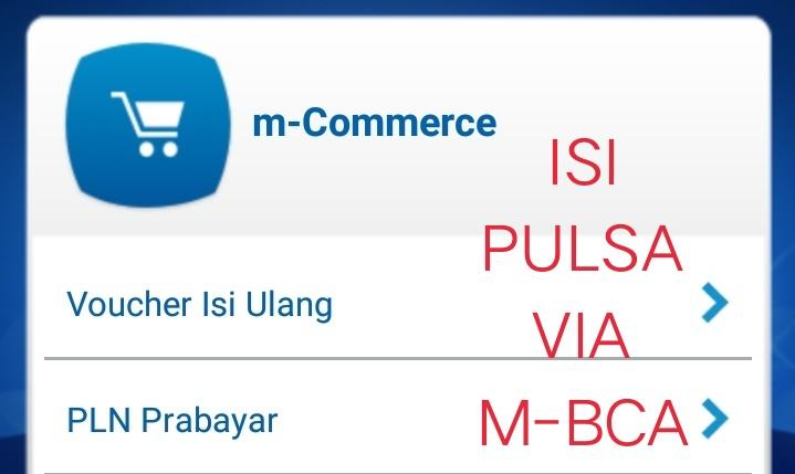 token listrik lewat mobile banking bca