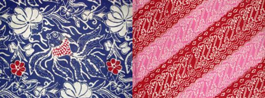 Gambar Motif Batik Tasikmalaya