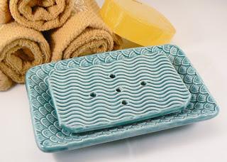 ceramic soap tray