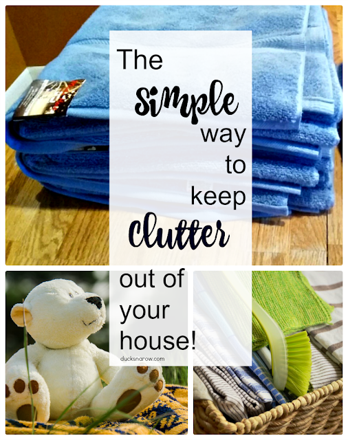 tips, organizing, decluttering