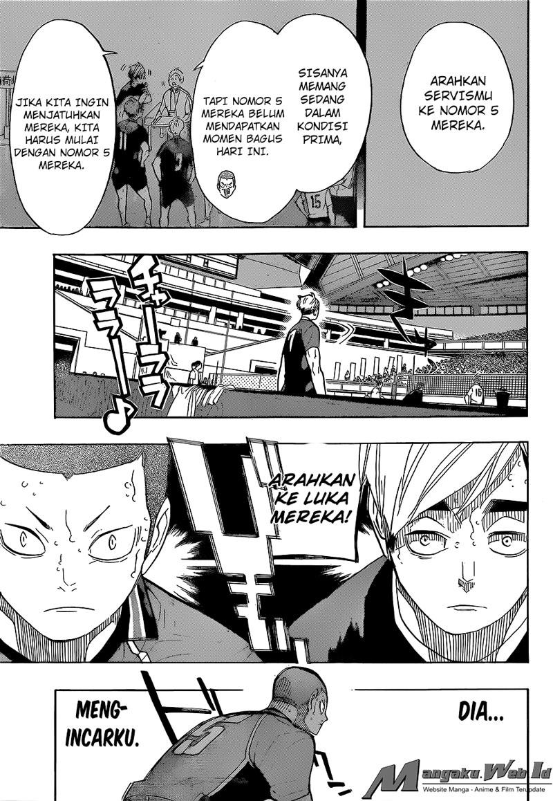 Haikyuu Chapter 261-11