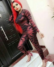 Bobrisky shows off his growing curves in new photos.