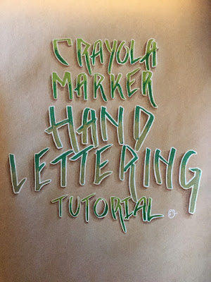 typography, how to, lettering, handlettering, tutorial, graffiti, markers, calligraphy