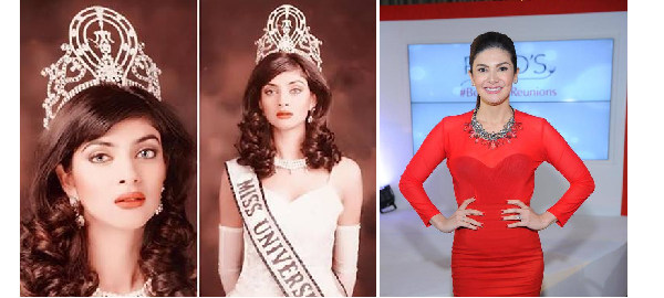 Charlene Gonzales Did This To Sushmita Sen During The 1994 Miss Universe. Find Out Here!