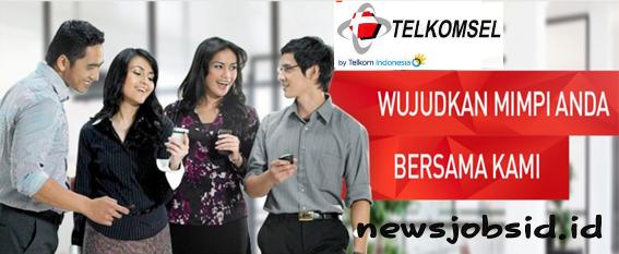 Lowongan Kerja PT. Telekomunikasi Selular Telkomsel Trainee September 2017
