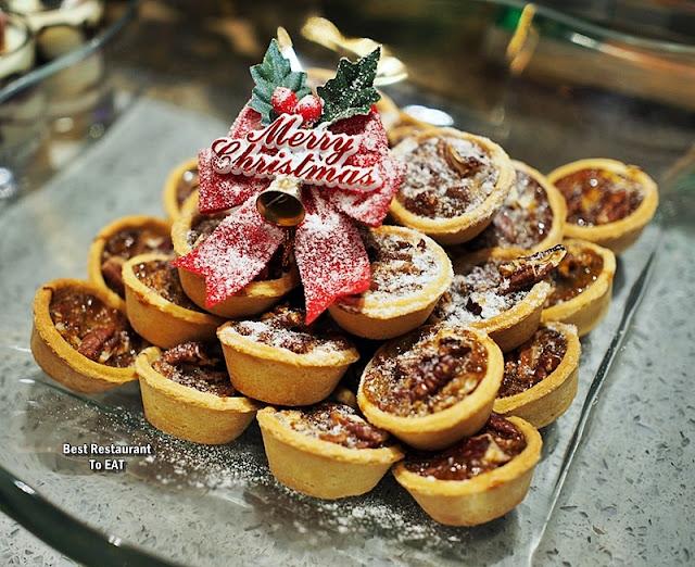 Christmas 2019 Sunway Hotel Resort Spa Dessert Menu - Pecan Tarts