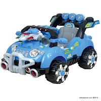 Mobil Mainan Aki Elite QX002T SUV