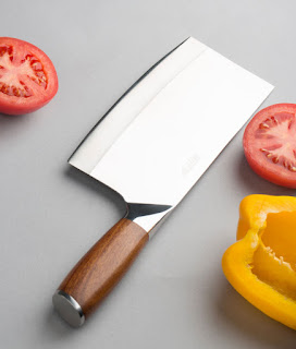 Butcher knife stainless steel
