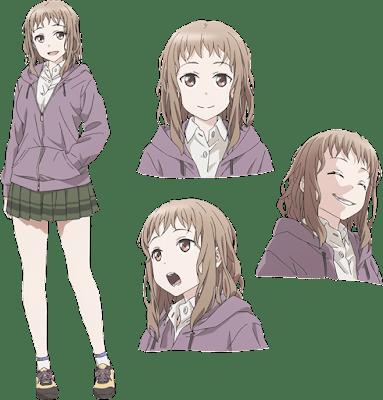 Lynn como Ena Komiya